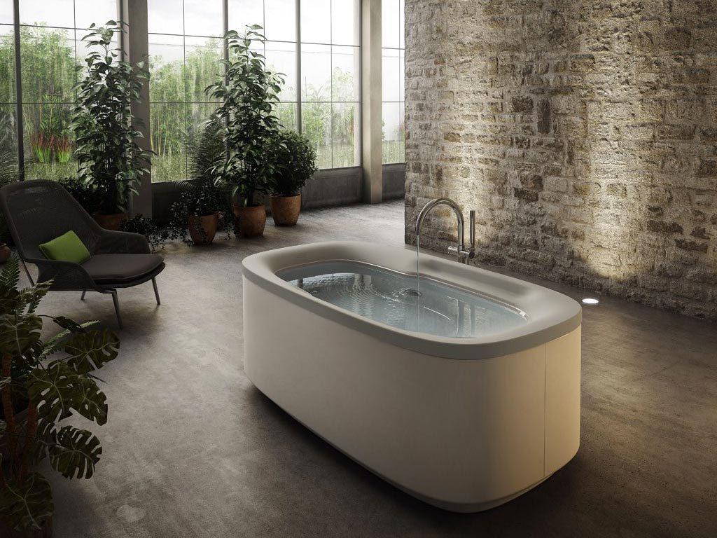 vasca idromassaggio wellness arredo design cadore belluno friuli